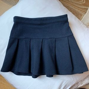 Gap Kids - Navy Pleated Skirt